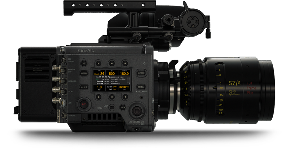 Venice Digital Cinema Camera Full Frame Sensor Sony Pro