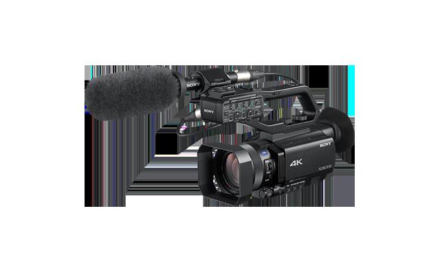 PXW-Z90 el tipi video kamera