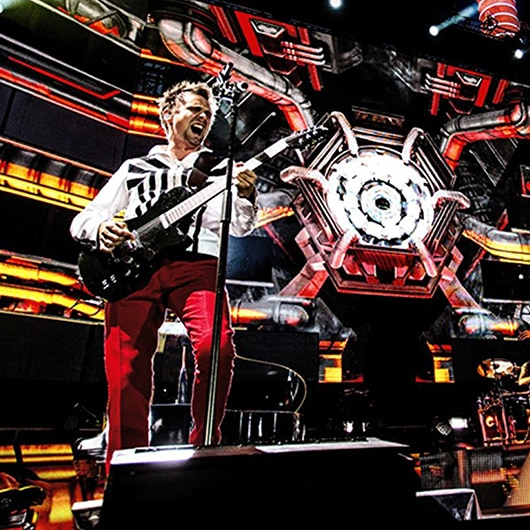 Muse live in Rome, 2013