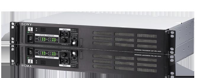 BPU-4000 baseband processor unit