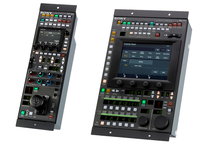 HDC Series family of Live Production solution