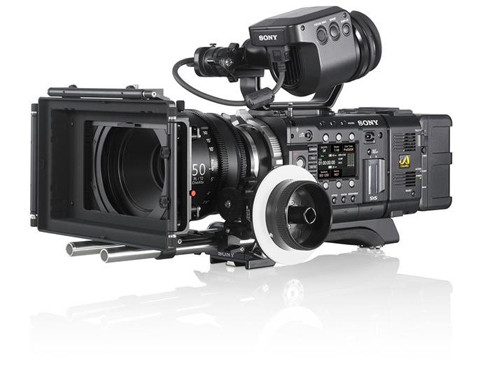 Kamera PMW-F55 zwizjerem