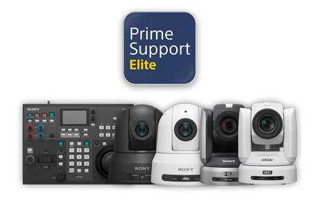 Image representing the various BRC cameras within the PrimeSupport offering.
