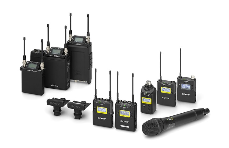 UWP-D Wireless-Serie