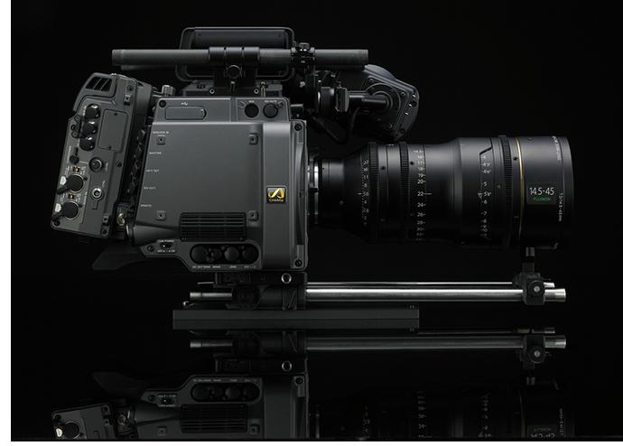 Caméra F65