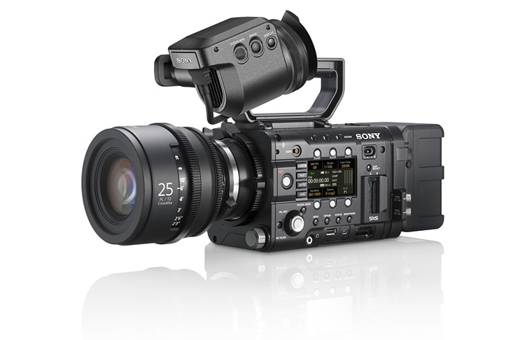 PMW-F55 Live System