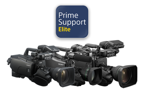 HXC-FB80, HDC-4300, HDC-4800 with PrimeSupport Elite logo