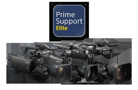 HXC-FB80, HDC-4300, HDC-4800 mit PrimeSupport Elite-Logo
