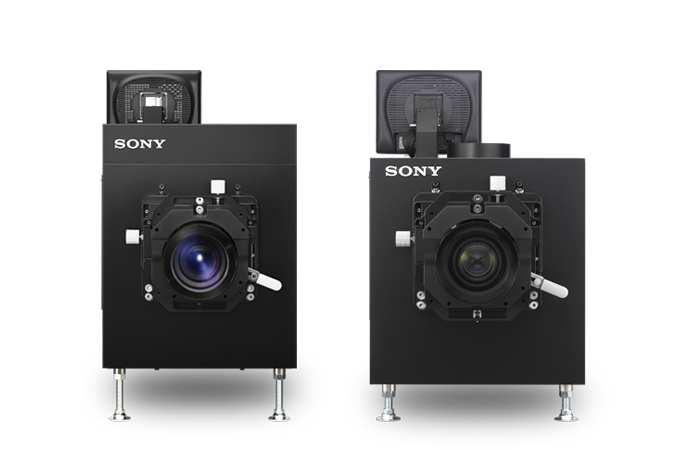 4K Digital Cinema Projectors for Screens Of All Sizes - Sony Pro
