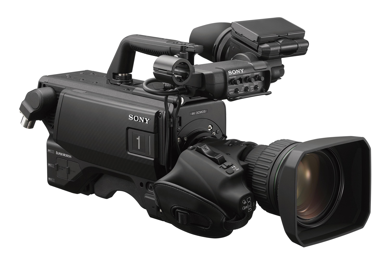 Вещательные камеры