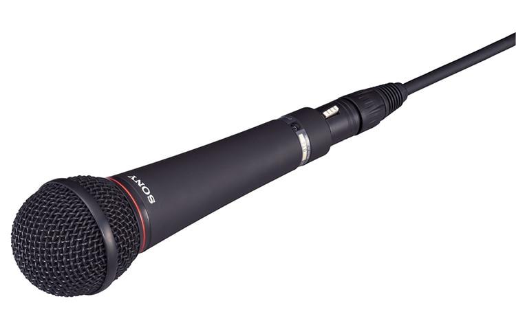 Micrófonos de mano