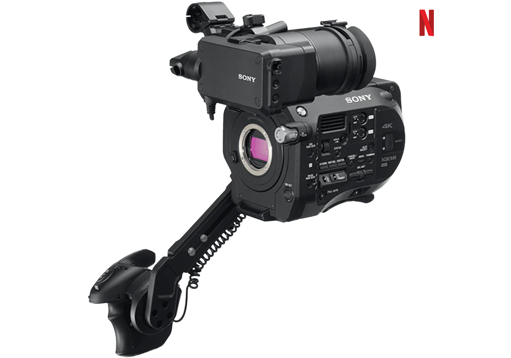 PXW-FS7 without lens