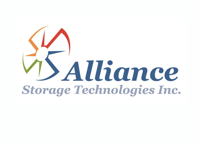 alliance storage technologies netarchive logo