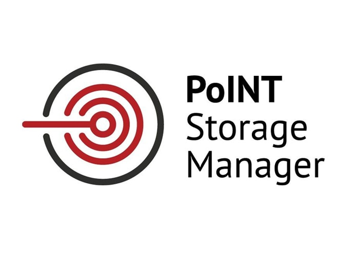 point storage manager psm logo