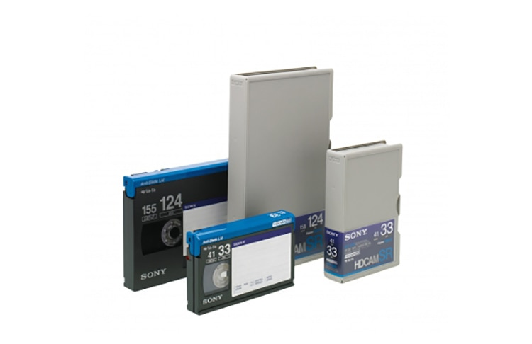 Tape <em>Media</em> Magnetic <em>Storage</em> Tapes & Tape <em>Media</em> — Sony Pro