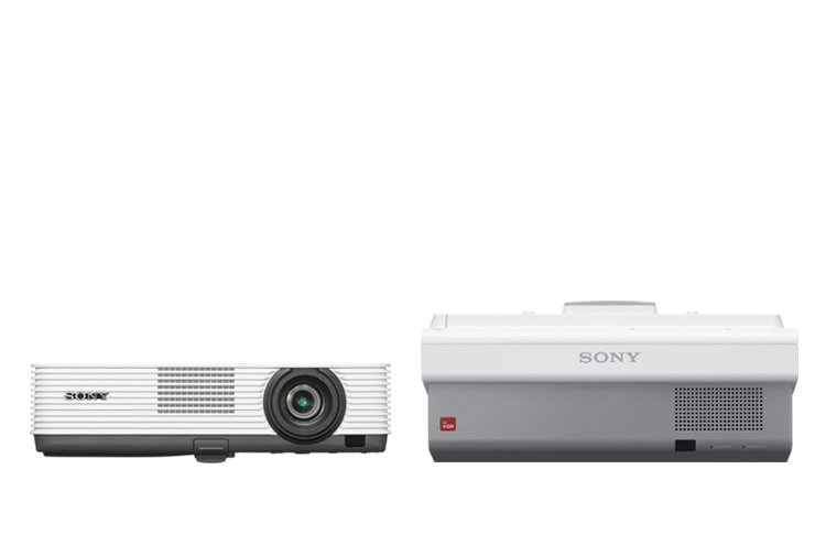 Short-Throw and Portable Projectors
