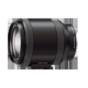 SELP18200 lens