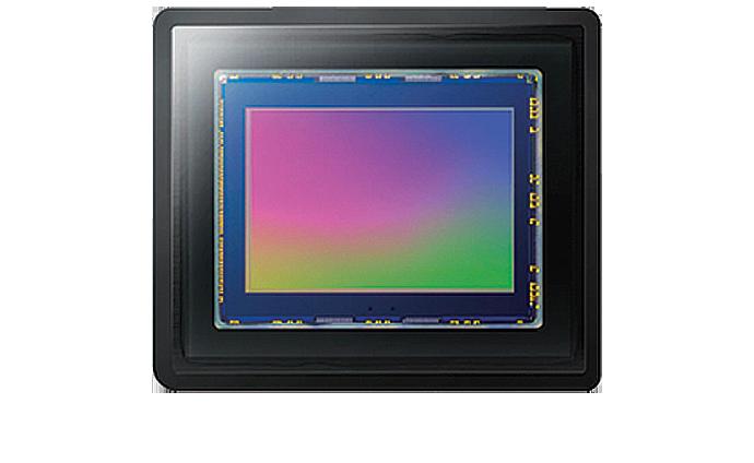 Exmor RS sensor