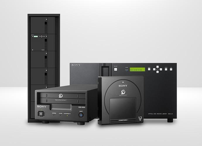 Foto der ODA-Produktfamilie