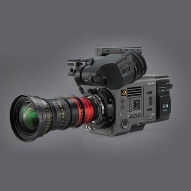 Venice Digital Cinema Camera Full Frame Sensor Sony Pro