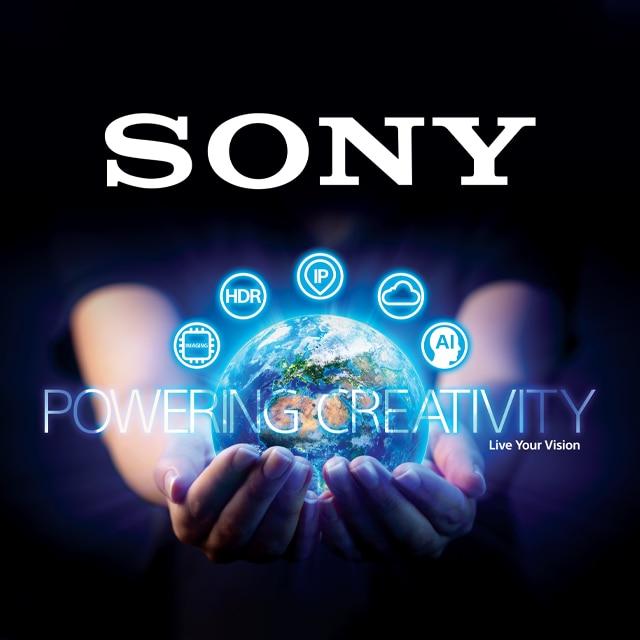 Powering Creativity - Sony Pro