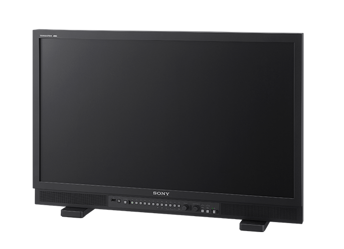 The latest 32 inch 4K HDR TRIMASTER monitor from Sony
