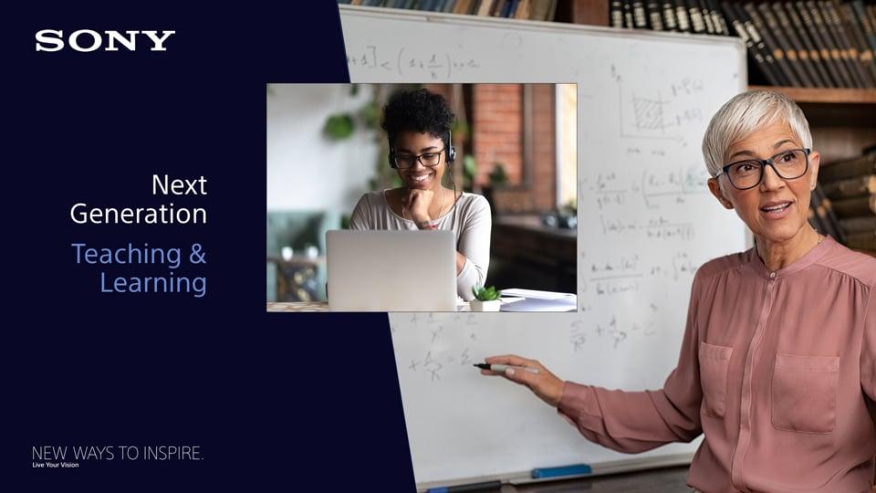 В инновационных решениях объединены методы дистанционного обучения и обучения в аудиториях, позволяющие добиться максимальной степени вовлечения учащихся в учебный процесс.