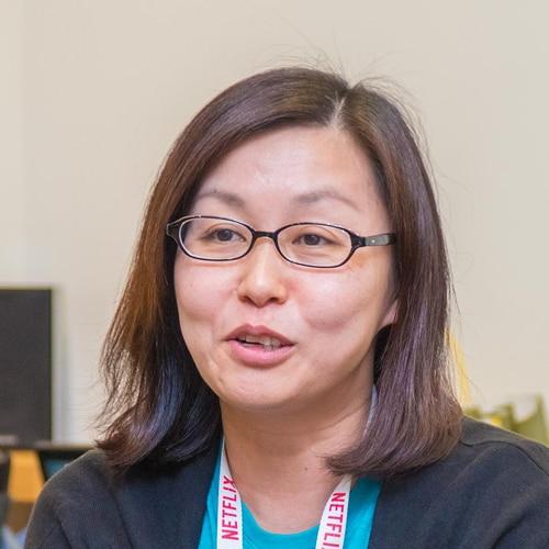 Senior Partnership Engineer Haruka Miyagawa