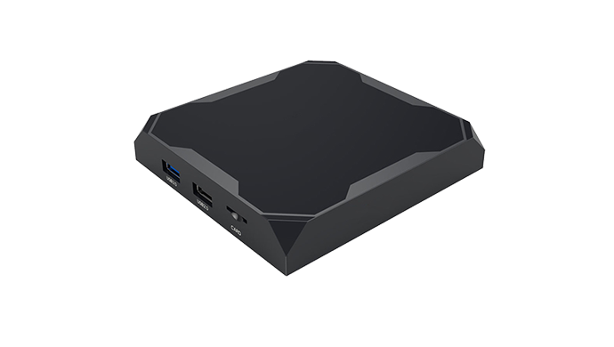 Image of a TEP-X96 TEOS player.
