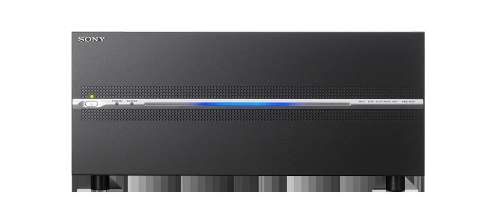 PWS-4500 live production server