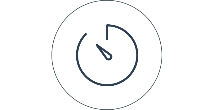 Stoppuhr-Symbol
