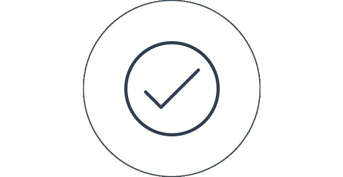 Symbol für Auswählen und Loslegen