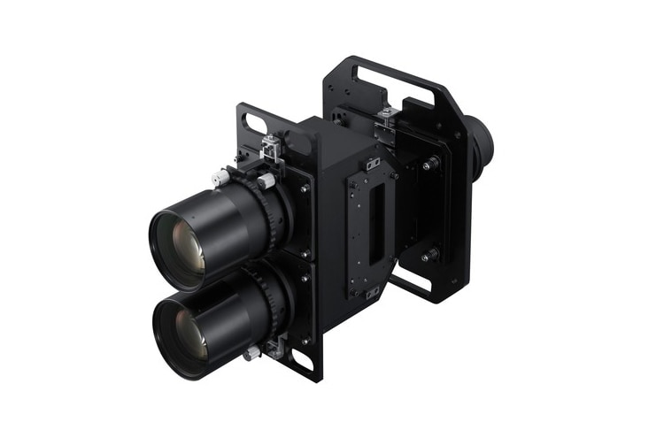 Proyección de películas 3D