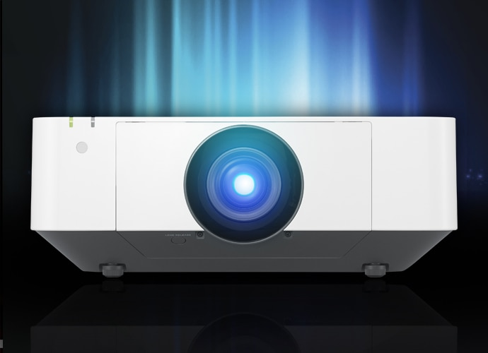 ten bright reasons to choose a laser projector