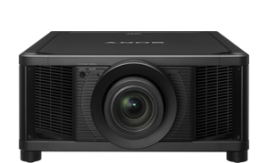 A face-on view of the VPL-GTZ280 projector.