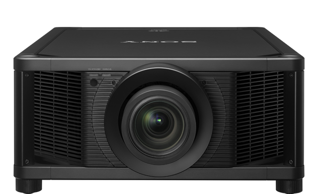 A front-facing view of the VPL-GTZ280 projector