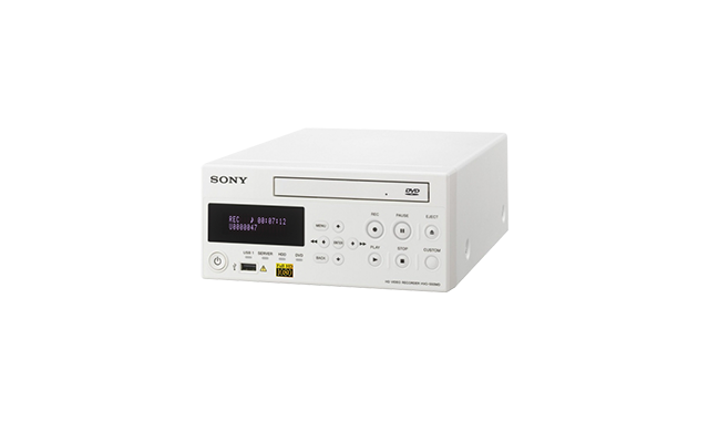 Product Image of a Sony medical recorder