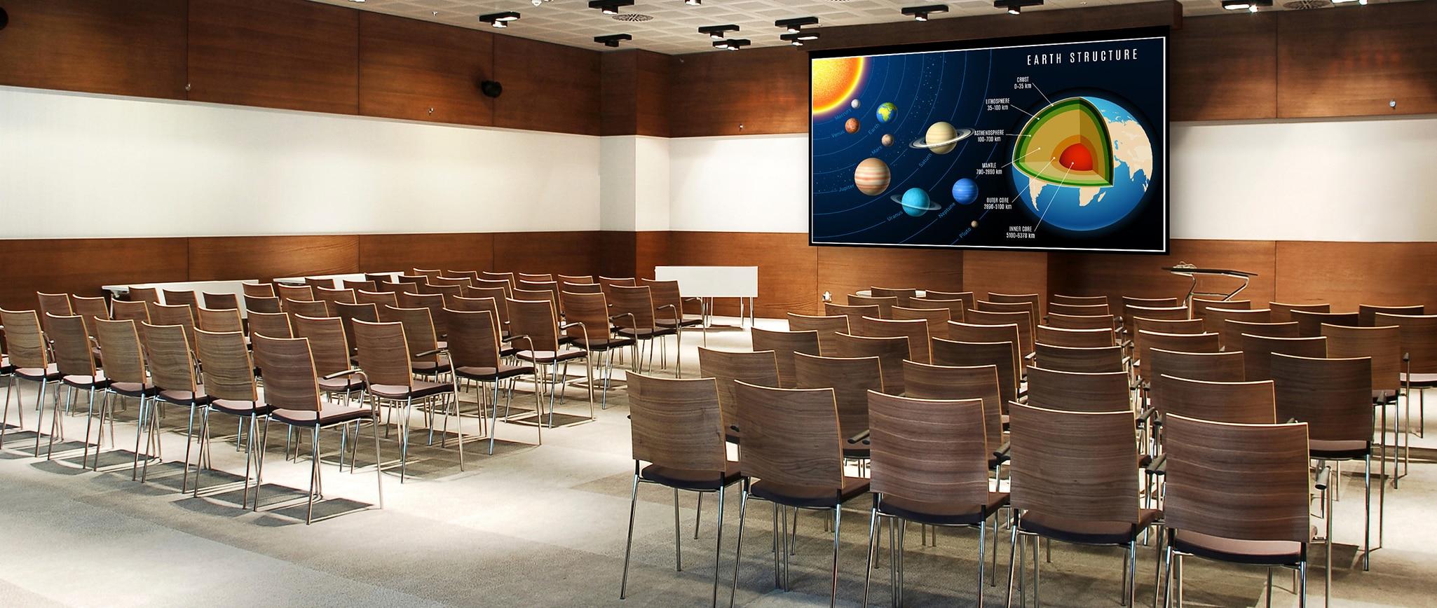 VPL-FHZ70 classroom projector