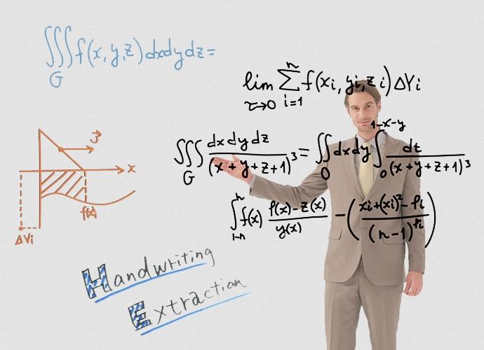 Presenter using Edge Analytics technology for a presentation