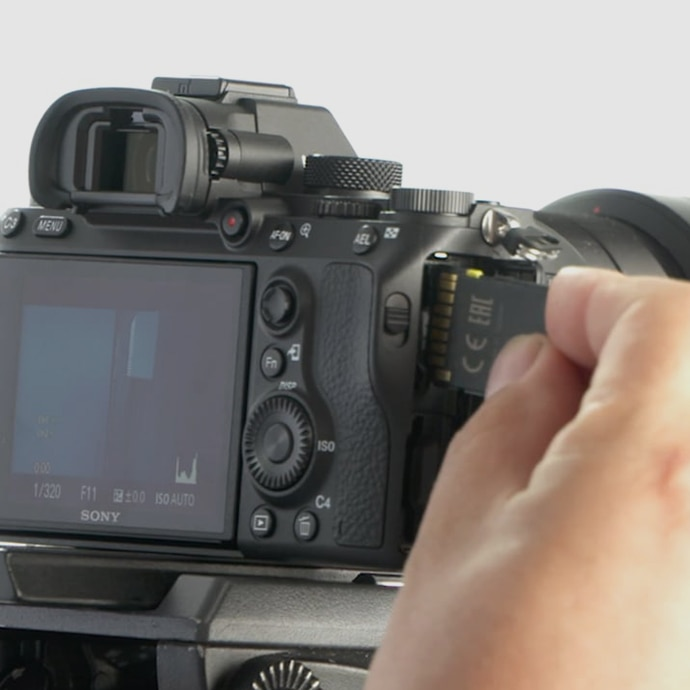 Camcorder Recording <em>Media</em> Tips - Filmmaking - Sony Pro