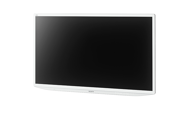 Front image of LMD-X550MD 55 inch 4K surgical monitor.