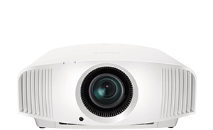 Front-facing image of VPL-VW290ES 4K Laser Projector