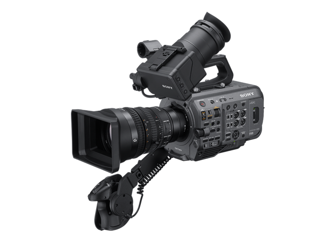 PXW-FX9 camcorder with full-frame 6k sensor.