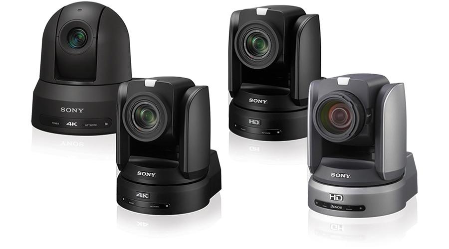 BRC PTZ IP Cameras Product Family