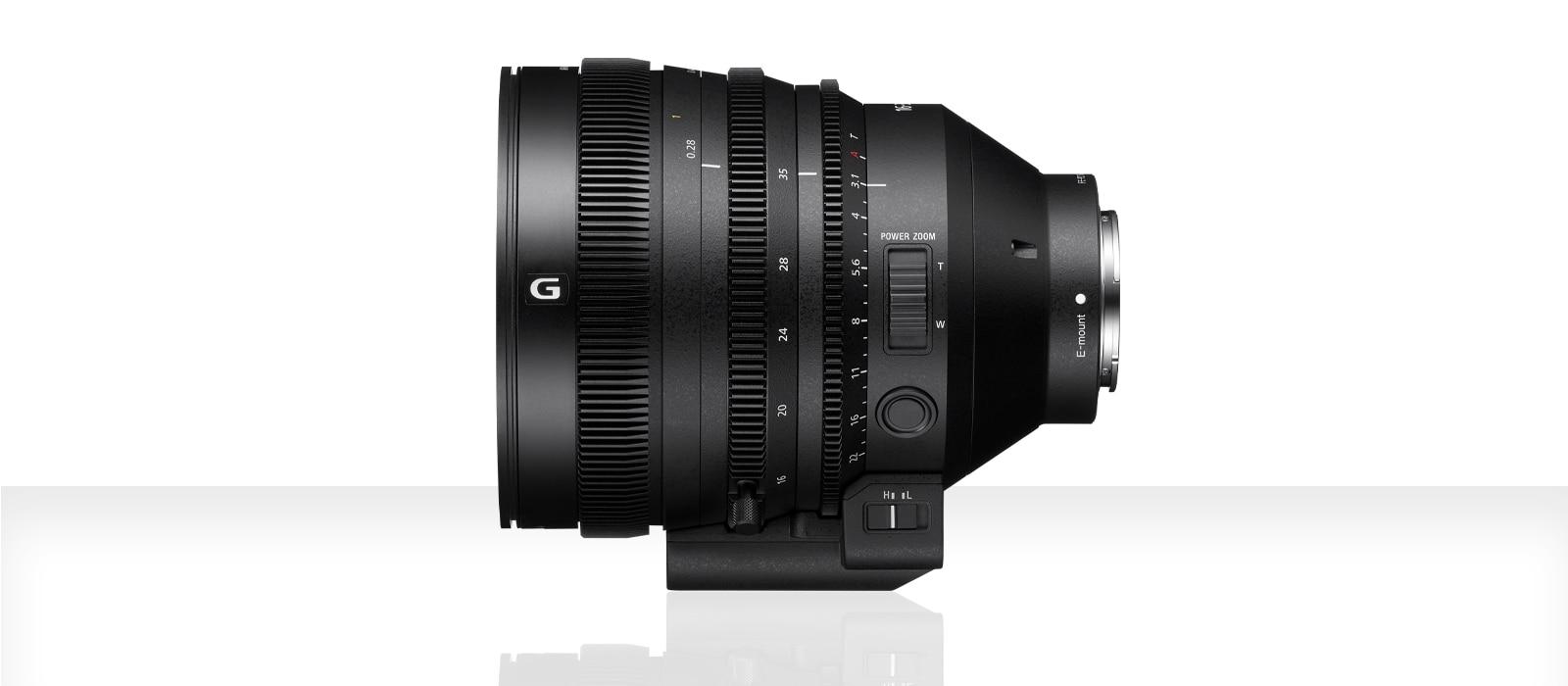 FE C 16-35mm T3.1 G full-frame wide angle zoom