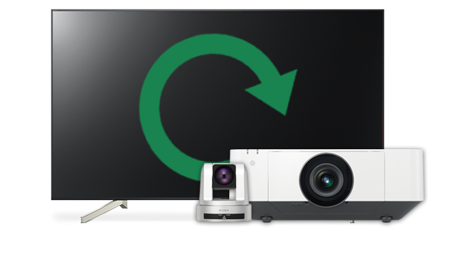 family image for bravia, home cinema projector, projector