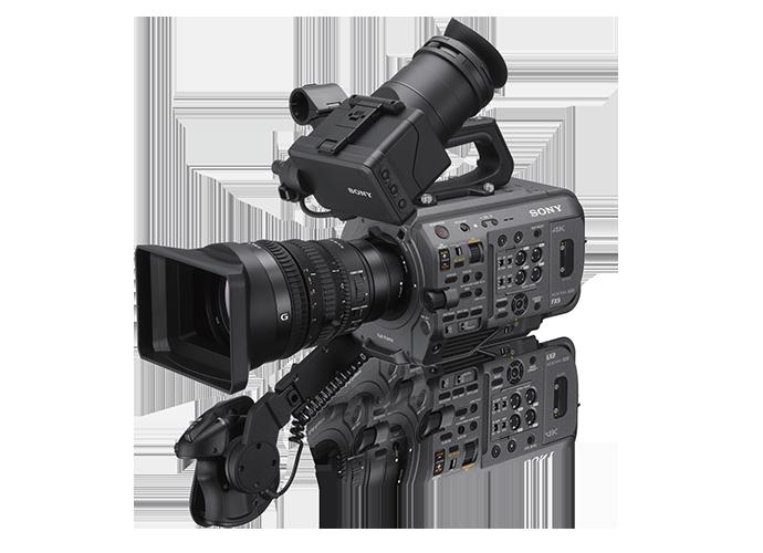 FX9 Full-Frame Camcorder