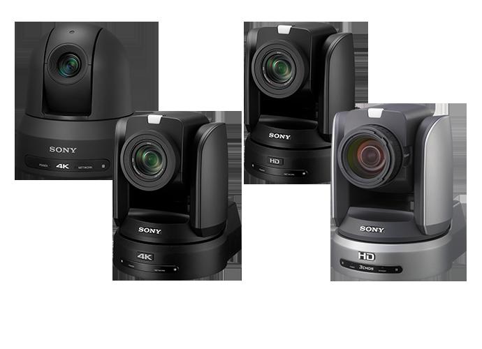 PTZ Network Cameras