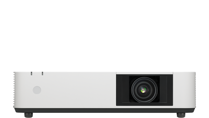 Product image of a VPL-PHZ10 laser projector.