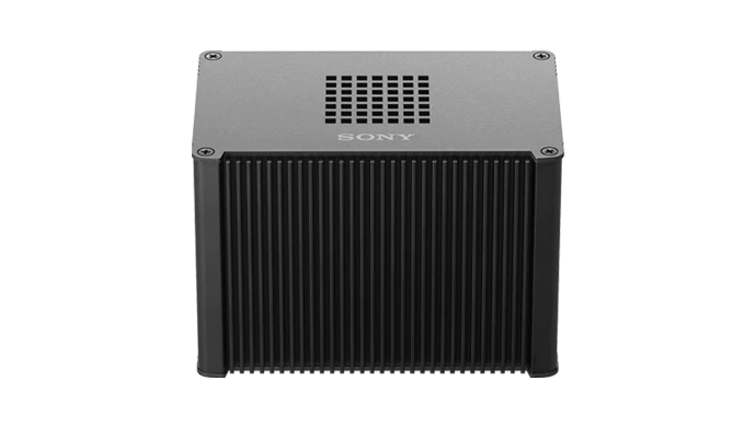 An image of our Edge Analytics appliance